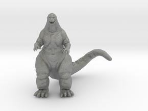 Godzilla 1991 kaiju monster 51mm miniature fantasy in Gray PA12