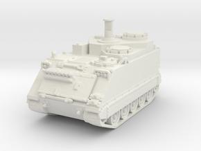 M113 German BeobPzArt 1/100 in White Natural Versatile Plastic