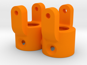 Mini Chubs AR44 Splines in Orange Processed Versatile Plastic