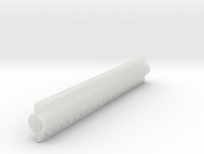 Lifting beam 100mm in Smooth Fine Detail Plastic