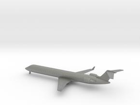 Bombardier CRJ900 in Gray PA12: 1:350