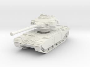 Centurion 3 1/87 in White Natural Versatile Plastic