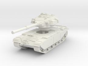 Centurion 5 1/87 in White Natural Versatile Plastic