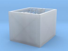 Aufzug Schacht / Grube in Smooth Fine Detail Plastic