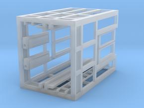 Aufzug Ein- Ausstieg beidseitig in Smooth Fine Detail Plastic