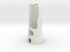 OR owk bottom part CFX in White Natural Versatile Plastic