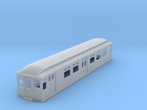 o-148fs-district-b-stock-motor-luggage-coach in Smooth Fine Detail Plastic