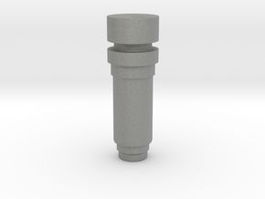 Modular nozzle -1mm in Gray PA12
