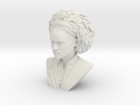 Missandei (Nathalie Emmanuel) from Game of Thrones in White Natural Versatile Plastic