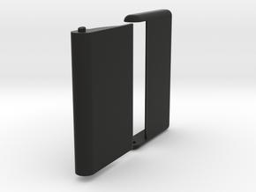Standard Cardholder in Black Natural Versatile Plastic