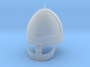 """""""Yarm"""" Helmet Scale Model in Smooth Fine Detail Plastic"""