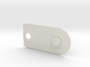 Moshi Moshi Upgrade in White Natural Versatile Plastic