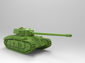 1/200 ARL-44 in Smooth Fine Detail Plastic