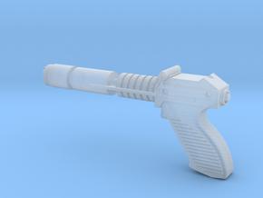 Cobra Commander Blaster in Smooth Fine Detail Plastic