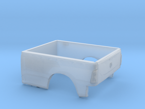 single wheel longbed to fit Greenlight Ram 3500 in Smooth Fine Detail Plastic