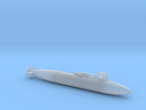 USS ARCHERFISH FH - 700 - hollow in Smooth Fine Detail Plastic
