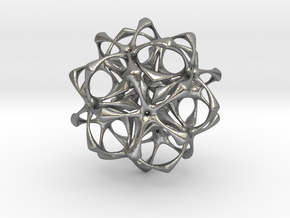 Artefact 1A in Natural Silver