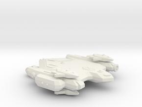 3788 Scale Orion Light Gunboat/PF Tender (DWP) CVN in White Natural Versatile Plastic