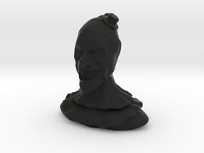 Art The Clown in Black Natural Versatile Plastic