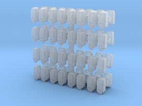 Hand Sanitizer Dispenser (x64) 1/100 in Smooth Fine Detail Plastic