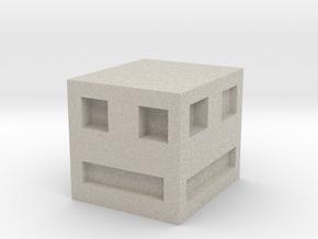 Geometry Dash Stero Madness icon in Natural Sandstone