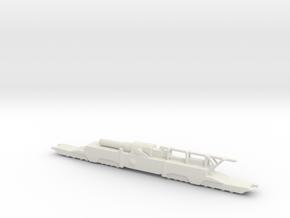 Obusier de 520 modèle 1916 1/285 6mm  in White Natural Versatile Plastic