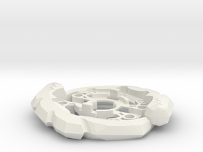 dire in White Natural Versatile Plastic