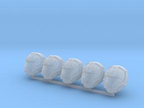 MCX Halo Reach CQB 5x in Smooth Fine Detail Plastic