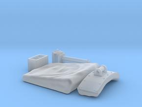 1:16 King/Jagdtiger Funker seat (extended) in Smooth Fine Detail Plastic