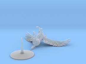Pegasus in Smooth Fine Detail Plastic