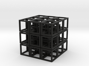 Cubed metric2 in Black Strong & Flexible