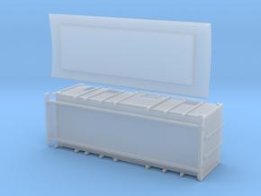 F1 - Swedish luggage van in Smooth Fine Detail Plastic