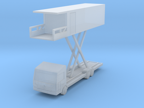 Econic Catering Truck (high) 1/220 in Smooth Fine Detail Plastic