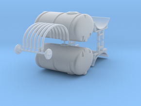 Two (2) 850 Gallon Tanks in Smooth Fine Detail Plastic