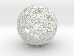 Neutrino (S) in White Natural Versatile Plastic