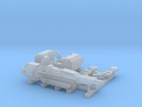Raptor Type Remodeling Set in Smooth Fine Detail Plastic