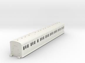 o-76-sr-lswr-d286-pushpull-trailer-coach-1 in White Natural Versatile Plastic