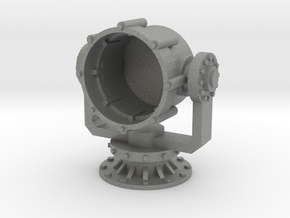 Searchlight no glass in Gray PA12