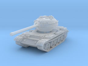 T-54-3 Mod. 1951 1/144 in Smooth Fine Detail Plastic