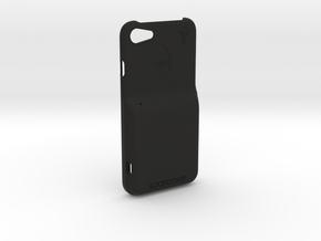 iPhone 7 LooplyCase™ with RileyLink Inlay in Black Natural Versatile Plastic