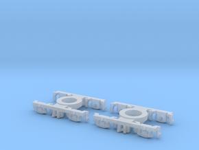 SIG-T Drehgestelle in Smooth Fine Detail Plastic: 1:160 - N