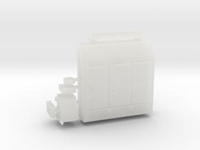 Merrit Custom Headache Rack 1/64scale in Frosted Ultra Detail