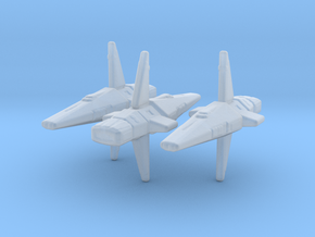 Talarian Observer 1/7000 x3 in Smooth Fine Detail Plastic