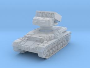 Panzer IV Raketenwerfer 1/144 in Smooth Fine Detail Plastic