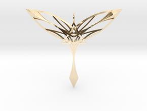 Guardian of Gaia Pendant in 14K Yellow Gold
