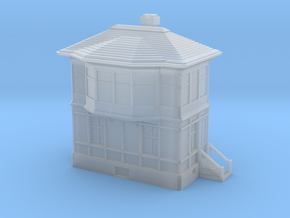 Railway Signal Tower 1/76 in Smooth Fine Detail Plastic