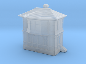 Railway Signal Tower 1/350 in Smooth Fine Detail Plastic