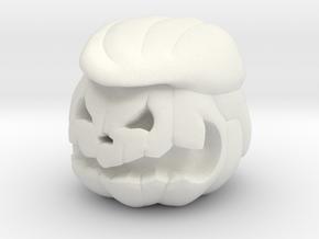 Trumpkin in White Natural Versatile Plastic