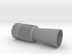flash hider ESB (dagobah) in Gray PA12
