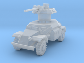 Sdkfz 221 2.8cm sPzB 41 1/200 in Smooth Fine Detail Plastic